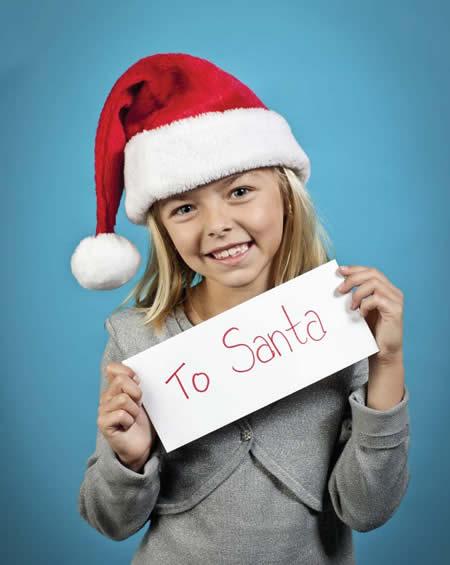 Sacramento PCC Santa Letters 2019